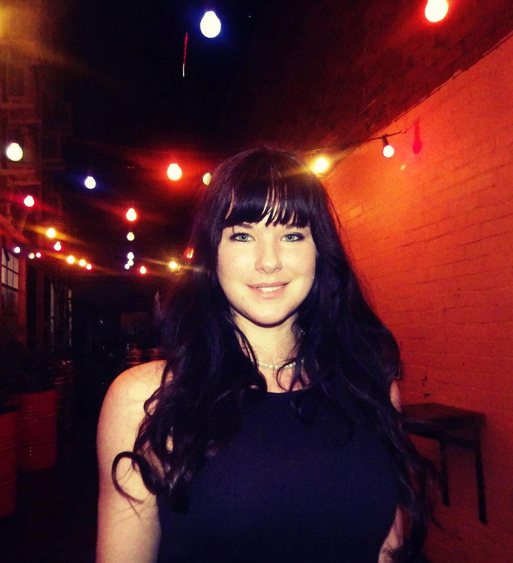 Eva Mackinley - FOUNDER, THE LAST STRAW