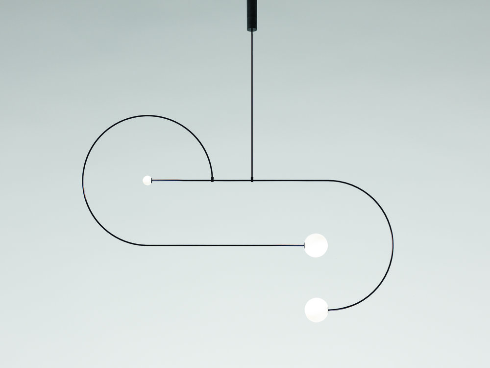Michael Anastassiades, Mobile Chandelier 13, twentytwentyone.jpg