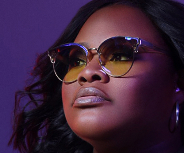b4b53bd58c We love it  Tasha Cobbs Leonard honors late father with  Fritz Eyewear  Collection  launch — EEW Buzz