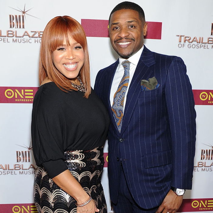 Tina and Teddy Campbell have discovered forgiveness and wholeness again (Photo Credit: Getty)