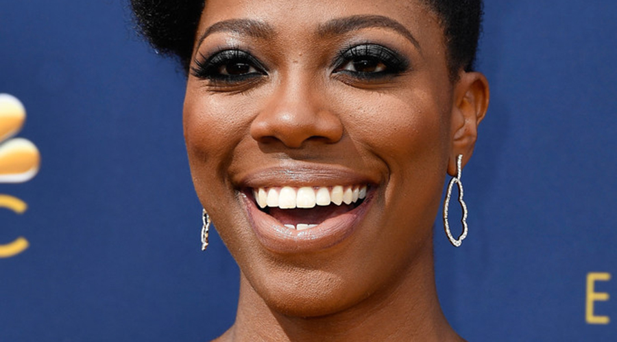Yvonne Orji says she is 'happy' after breakup 'because I
