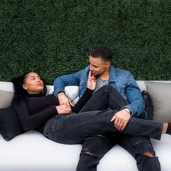 Ayesha and Stephen (Credit: Instagram)