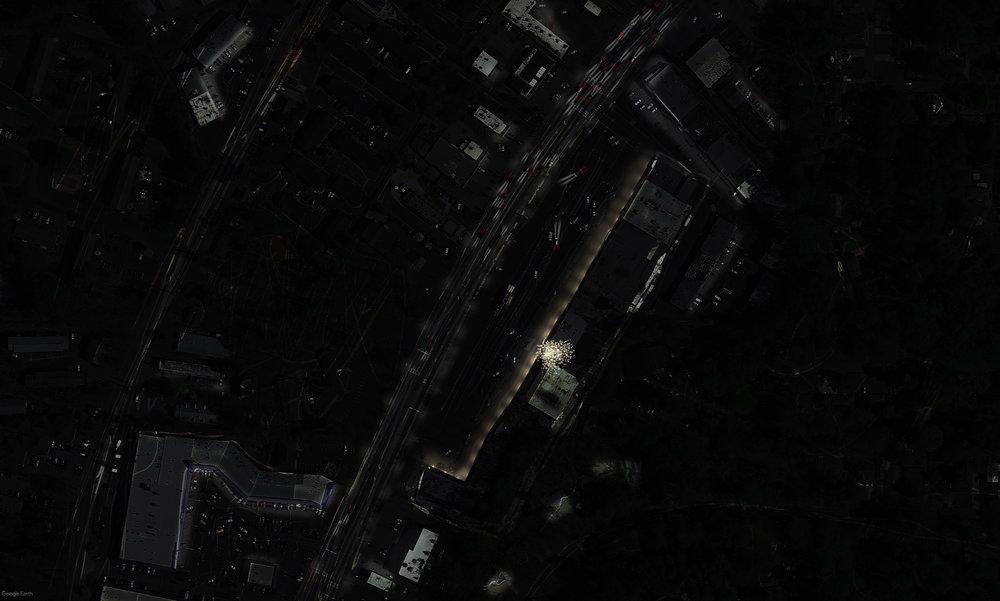Conceptual aerial rendering