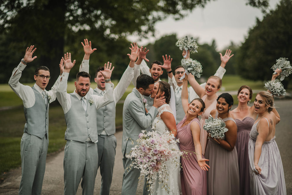 Melissa & Tyler 2018 - Nova Rose Photography