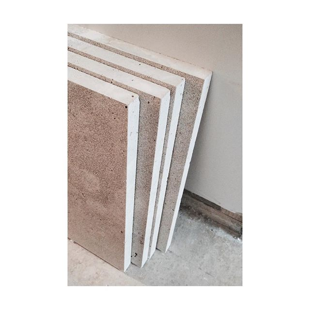 Three meter long stone tiles have arrived on site #stone #tiles #long #three #meter
