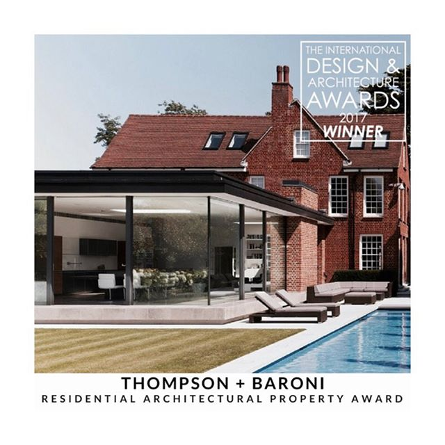 #winner #designawards #glass extension #modernglassextension #londonmodernhousearchitect #londonresidentialswimmingpool