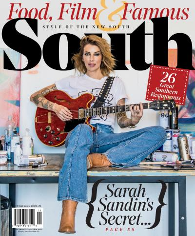 SOUTH MAGAZINE - Weathered Or Art? by Barry Kaufman explores how Jeremiah Brzoska creates art in every detail of his work. Click to read the online article, or pick up the Oct-Nov 2018 Issue in a store near you.