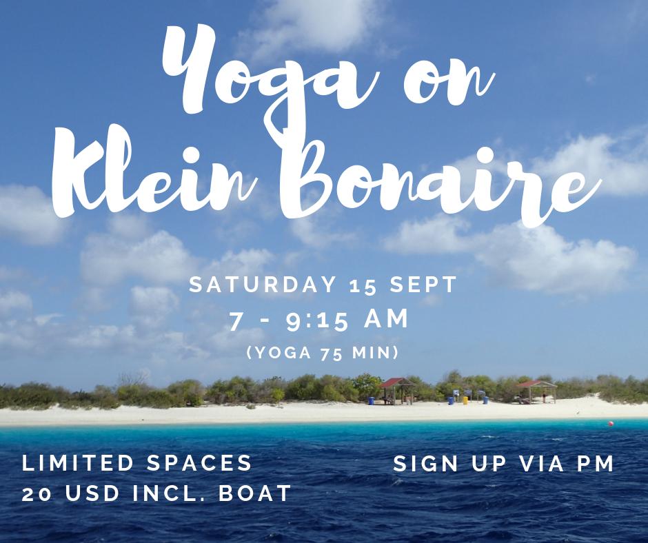 Yoga Klein Bonaire
