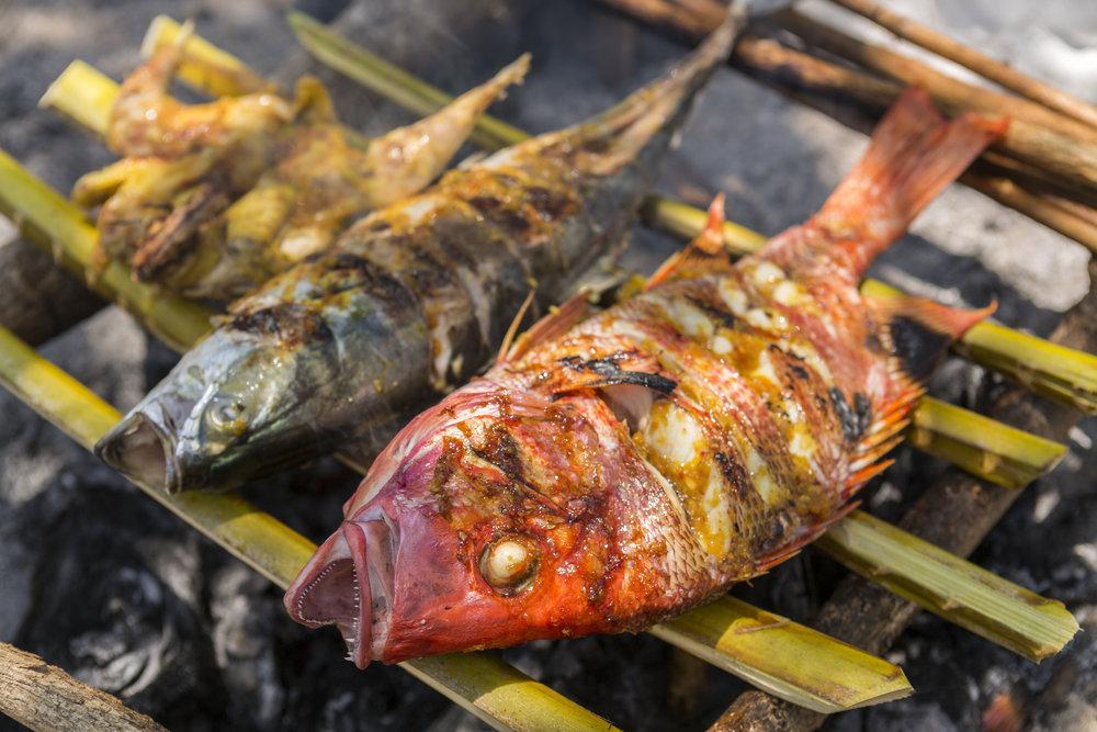 Seafood -