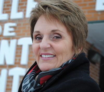Mayor Nicole Somers -