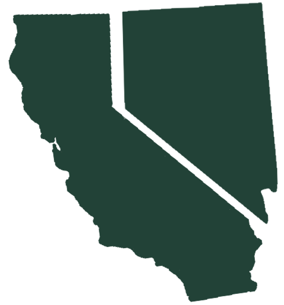 Our territory covers California and Nevada... -