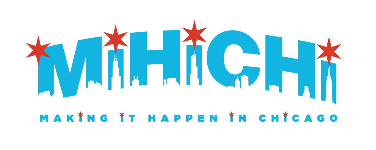 MAKiNG iT HAPPEN iN CHiCAGO