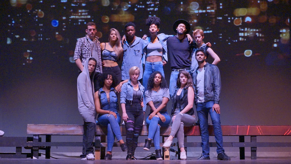 Company Show 2016, sponsored by the CUNY Dance Initiative