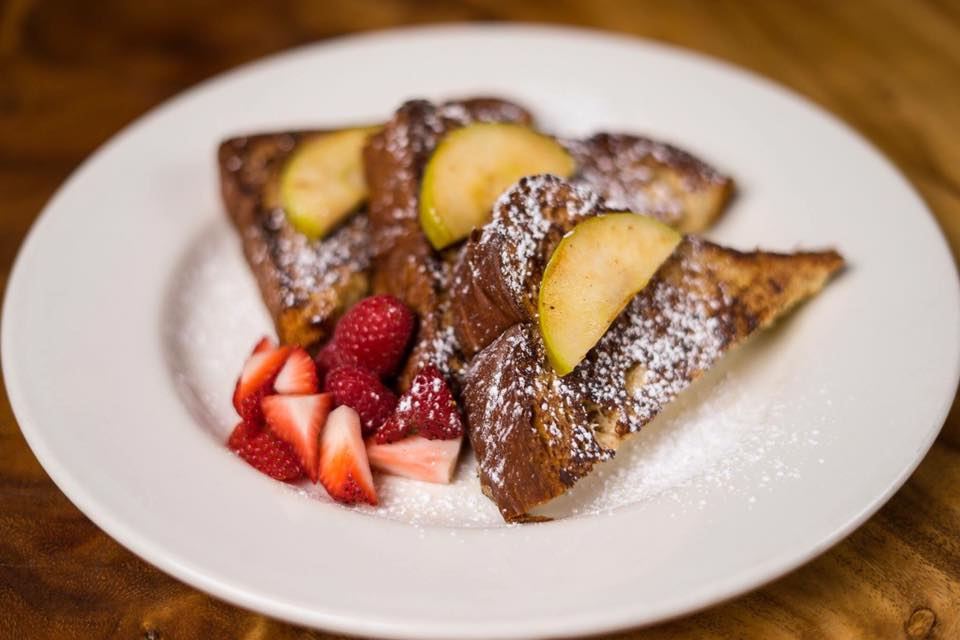 Our delicious French Toast!