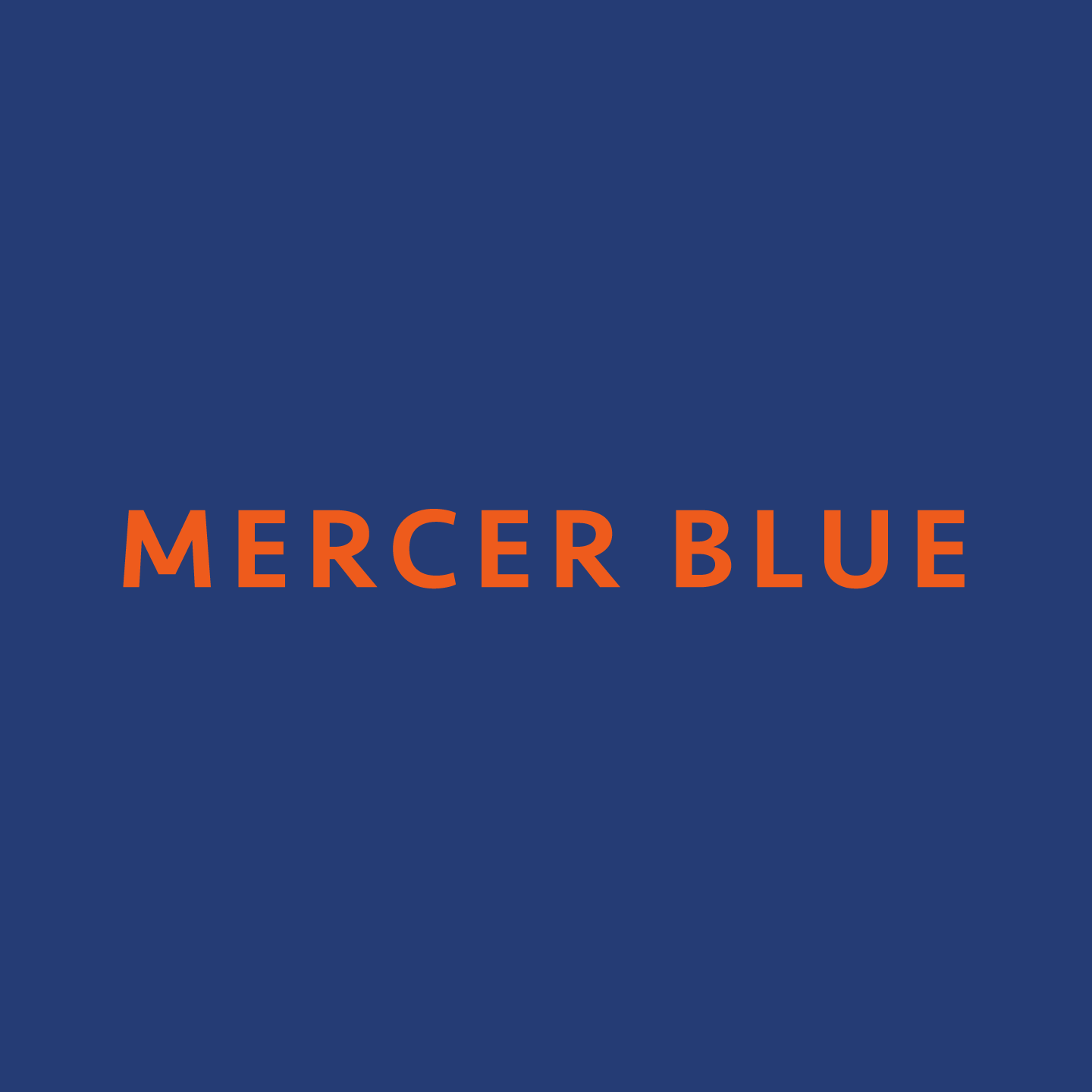 Mercer Blue