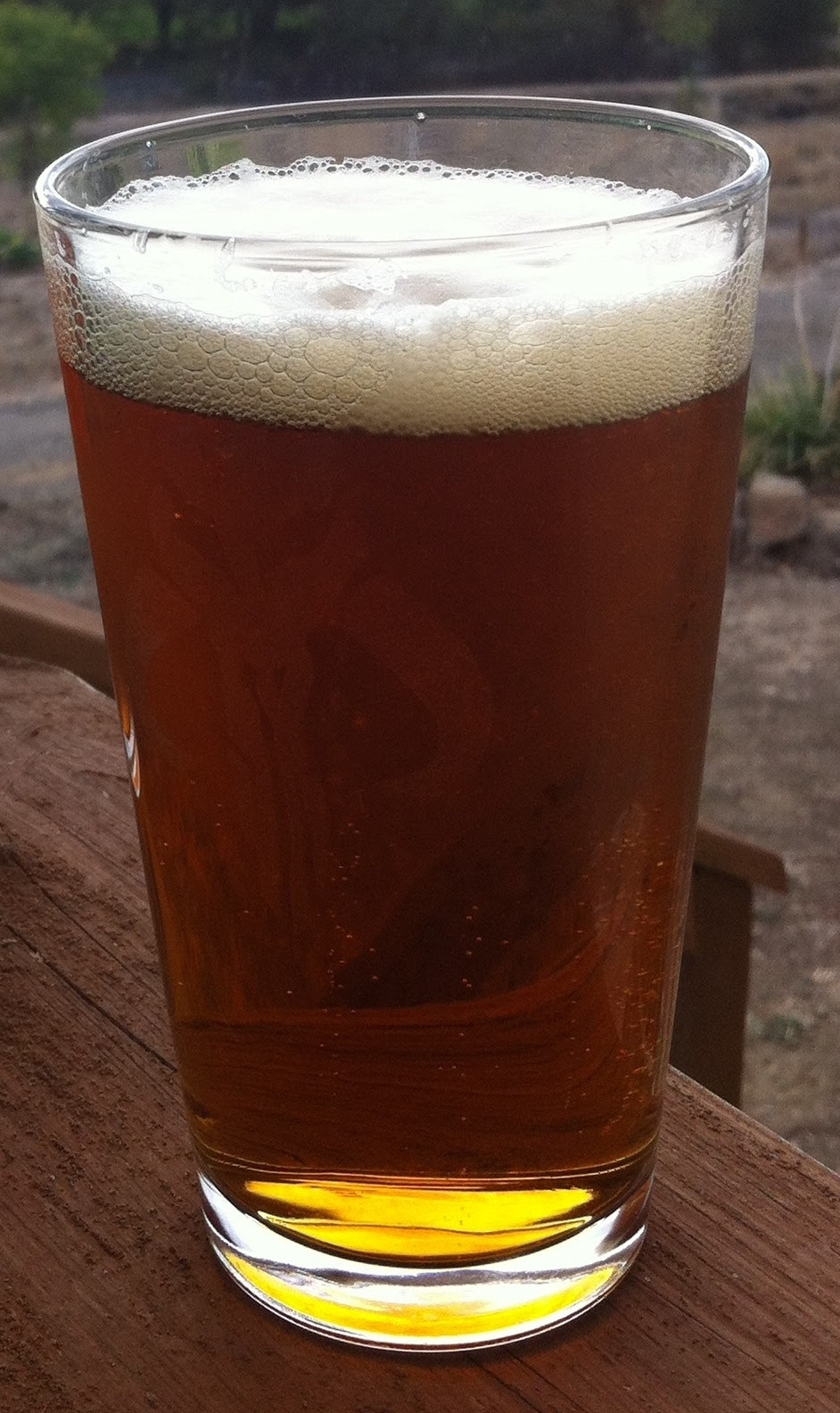 Hoppy Copper IPA - Fresh and Bold, Crisp and Refreshing. Taste it and tells us what you think. We'll add it to the description.We're not afraid. It's our Customers who count, so it should be their words in these descriptions. :)