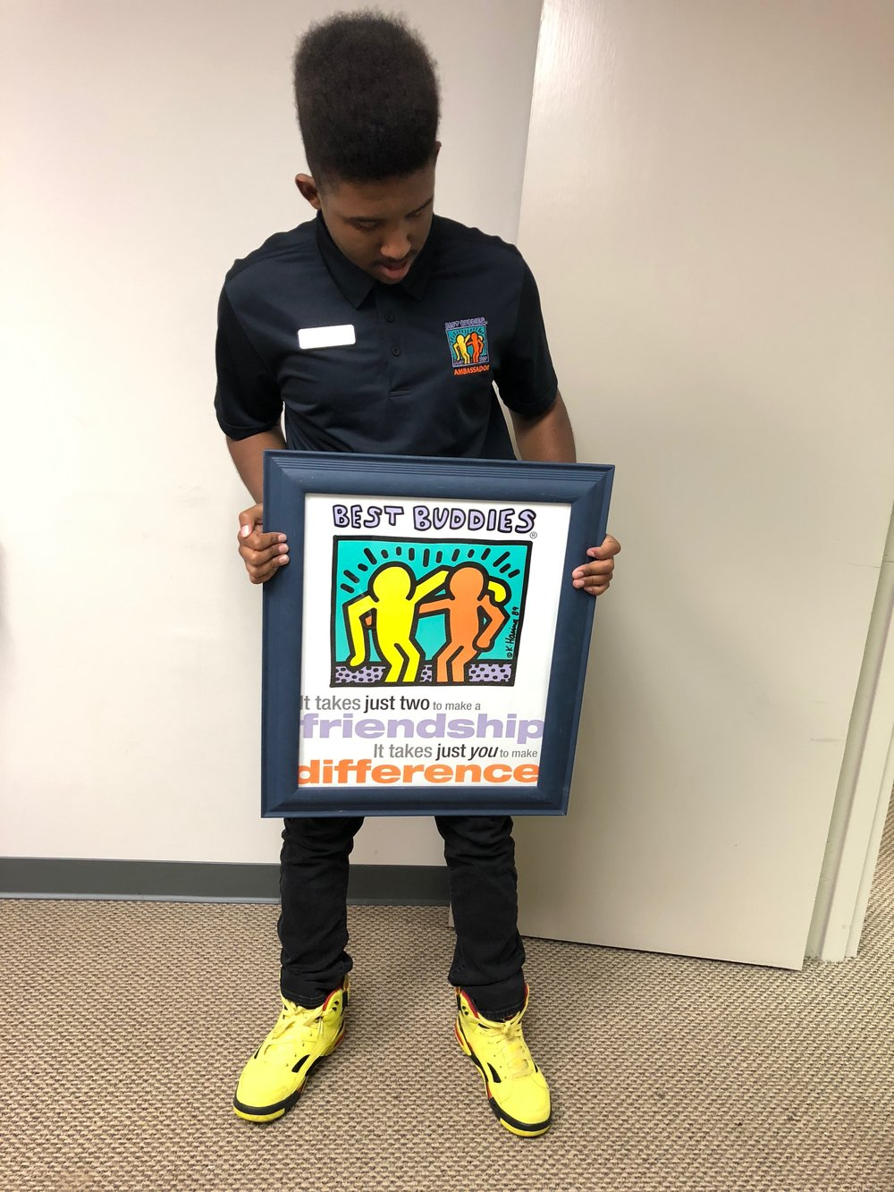 Joshua Felder Interview - Best Buddies Ambassador.JPEG