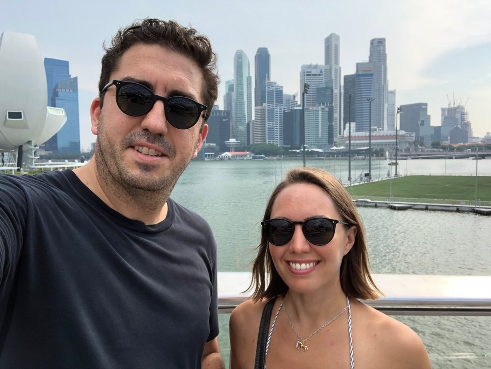 Meet the MTeam - Steve and Linda Lowy