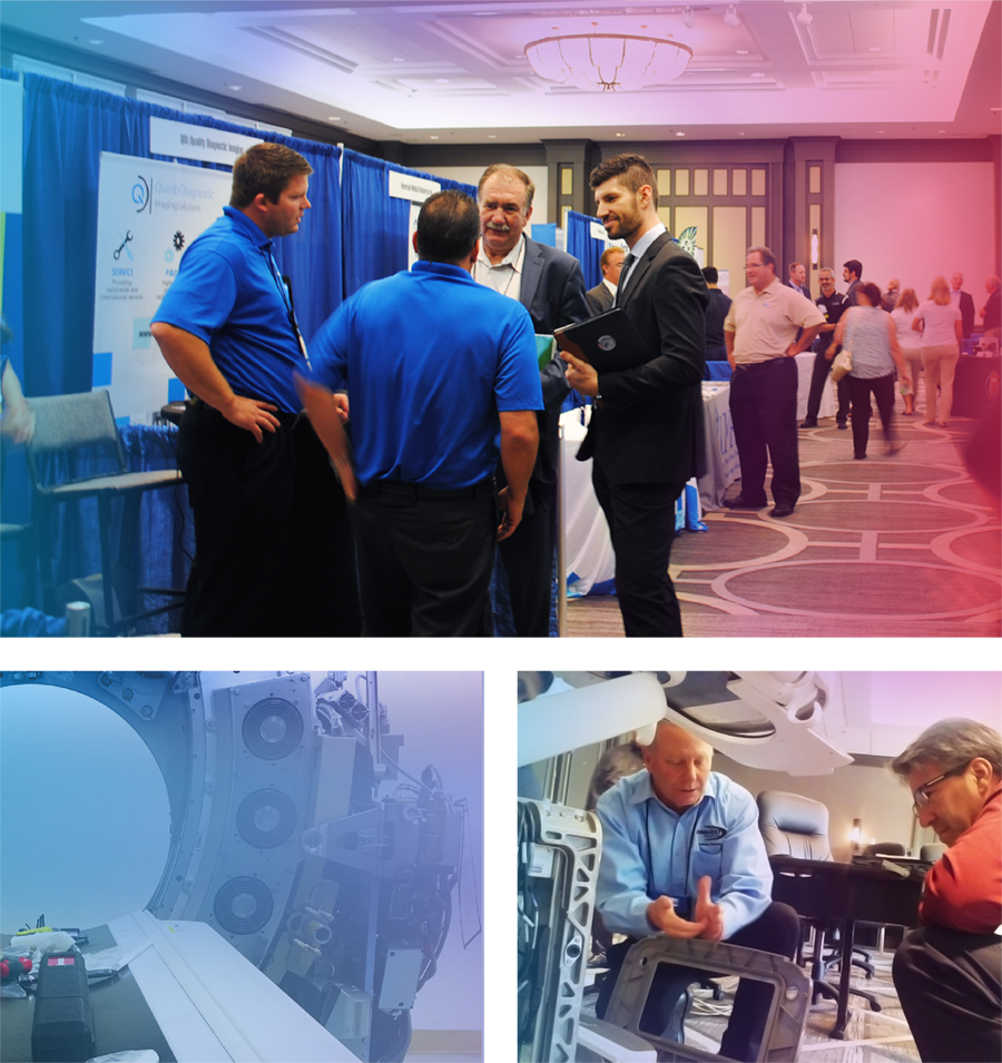 Dedicated toImaging Service Professionals - ICE offers valuable continued education certification from ASRT, and keeping in line with our successful conferences in the past, offer world-class presentations and instructors.There will be complimentary admission for all hospital employees, who will get to experience the same warm hospitality and first-rate production. Whether it's valuable continued education, productive networking or the exclusive exhibit hall, attendees will have the perfect opportunity to enhance their careers and spend time with colleagues.