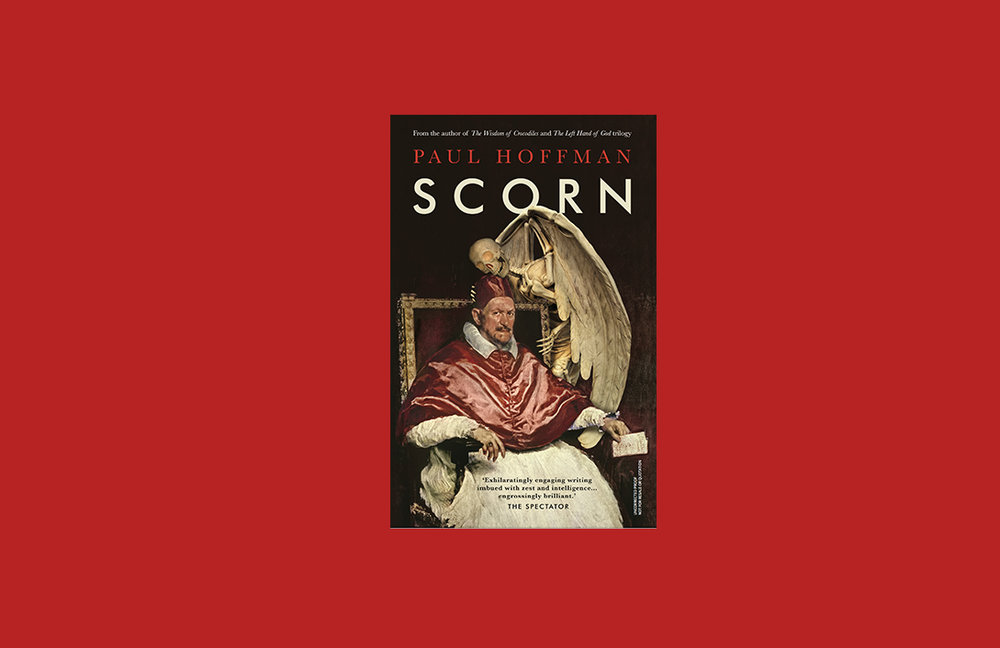 'Scornis, as much as its cover, a work of art… an excellent suspense thriller.'