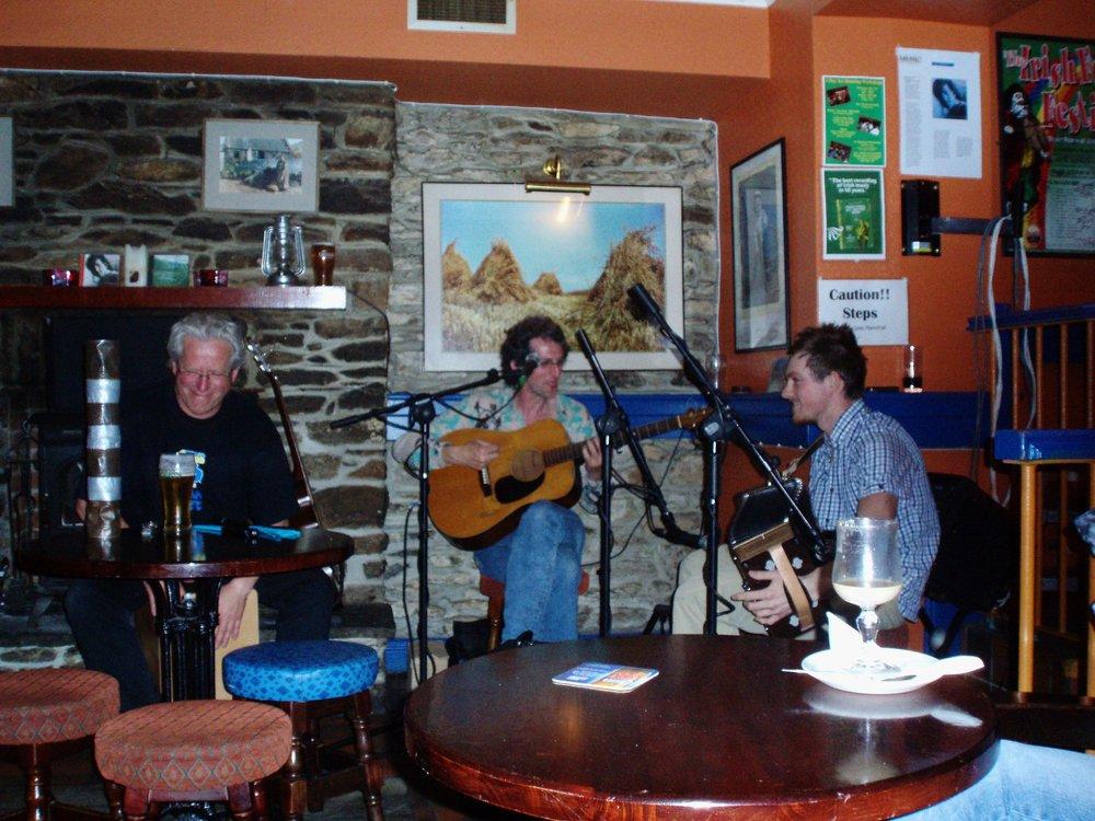 Music at John Benny's