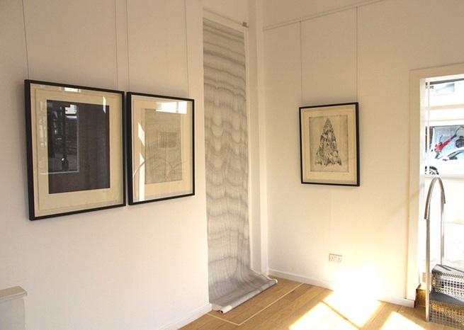 Installation View, Fabricate, 2014