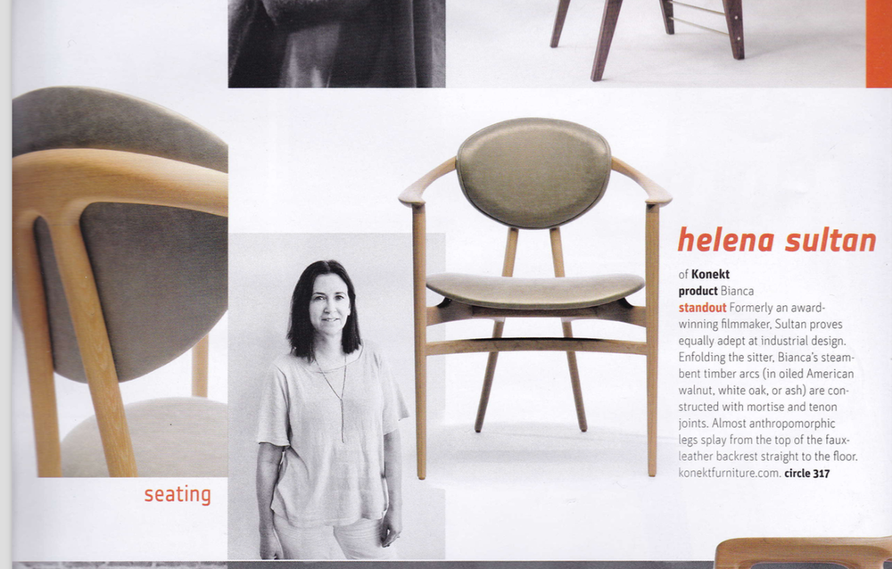 Interior Design Magazine Konekt Furniture