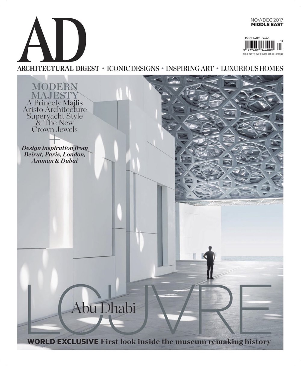 AD Middle East, Nov./Dec. 2017