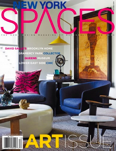 New York Spaces, October 2016