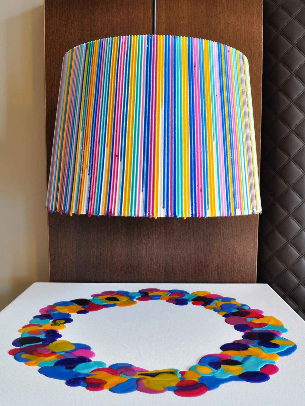 LAMP PAINTINGS -