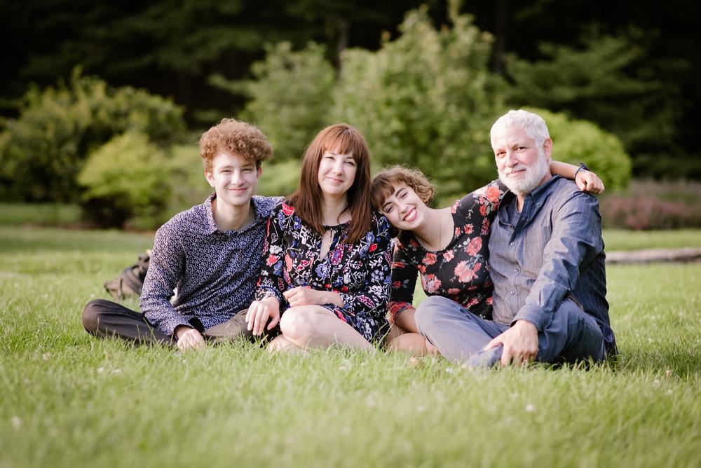 The Milstein Family -
