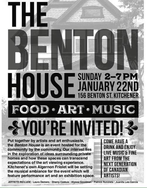 The Benton House