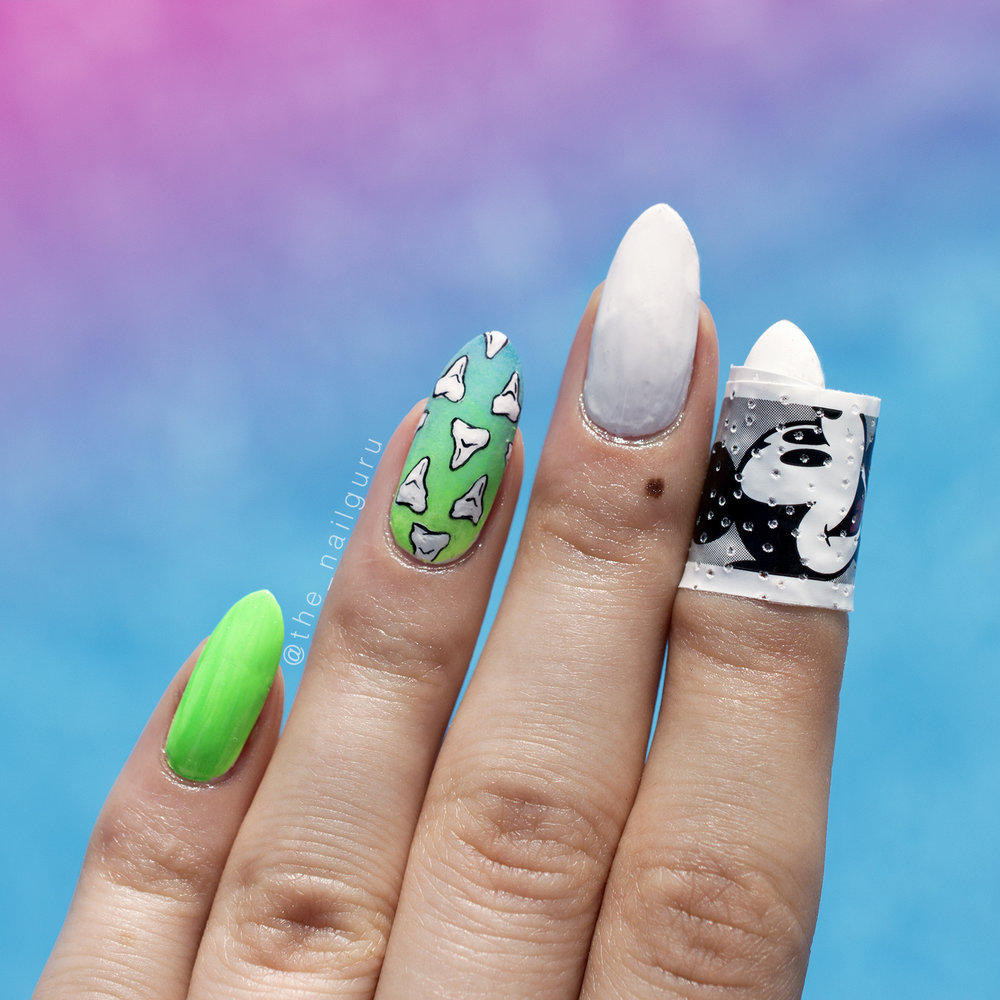How to Hide a Broken Nail... Sort Of... — Christina Zalec