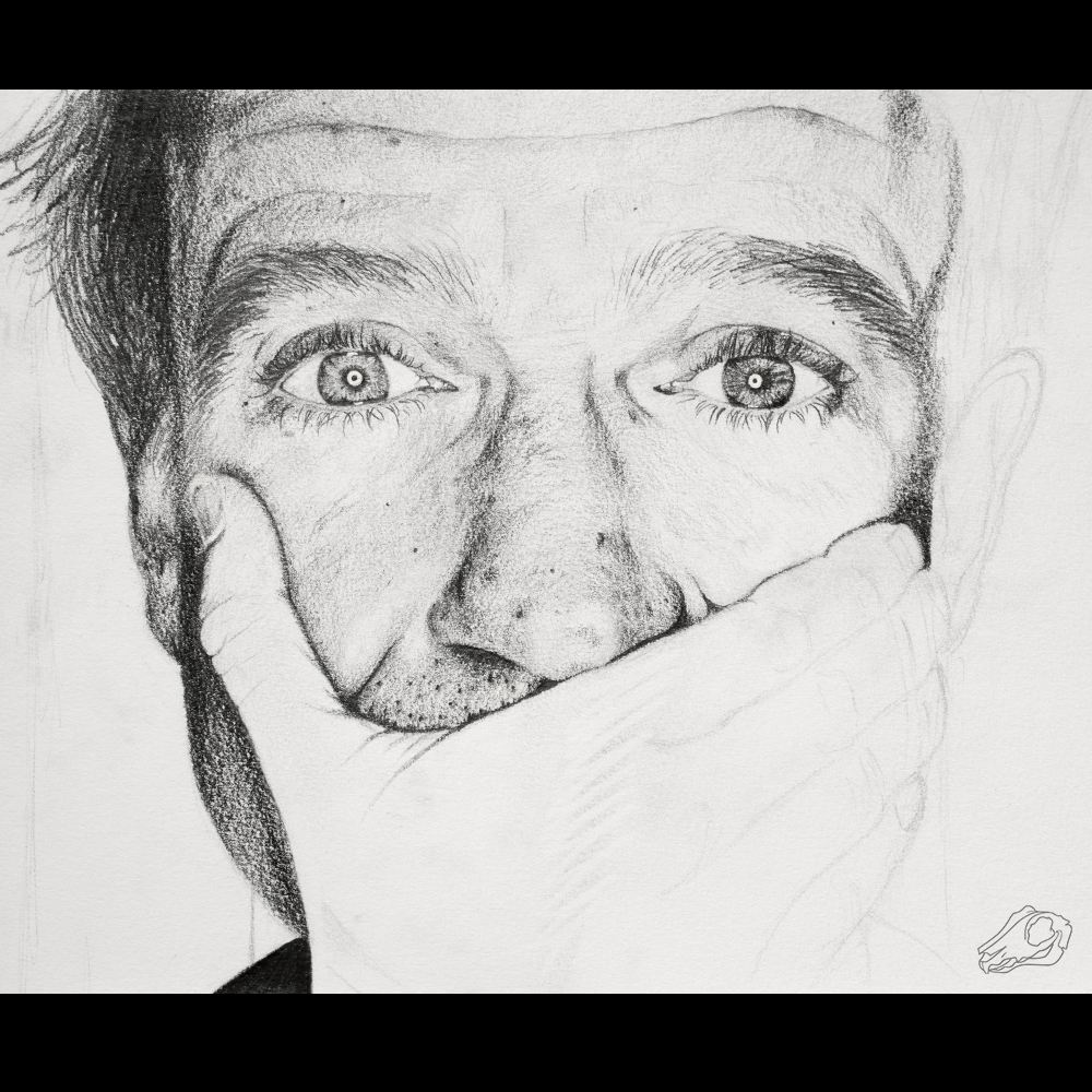 ROBIN, 2015 – PRESENT (unfinished) Graphite