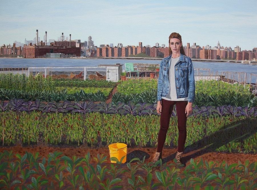 Annie Harvesting