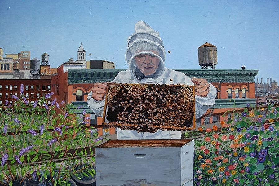 Rooftop Beekeeper