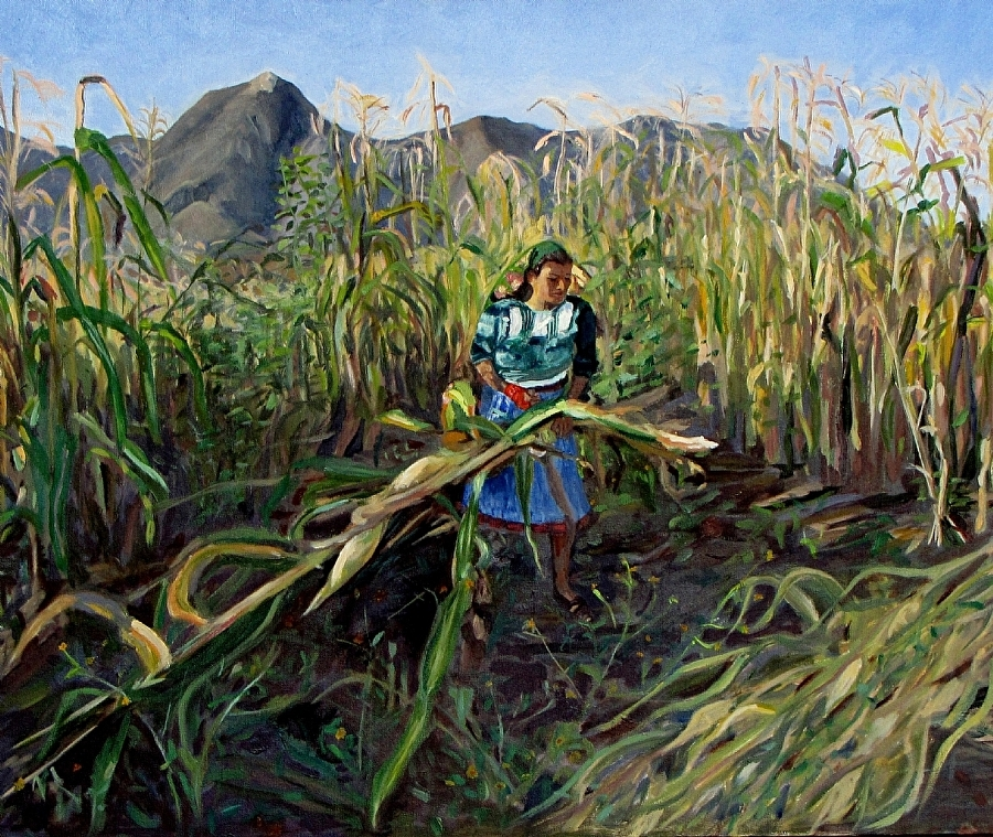 Cutting the Corn
