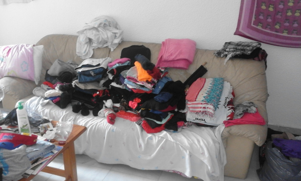 Can you believe I got all this―and more!―into one suitcase?