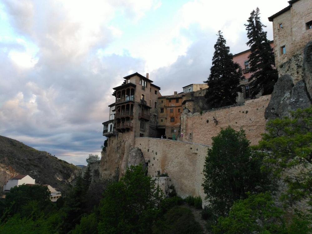 Casa Colgada in Cuenca