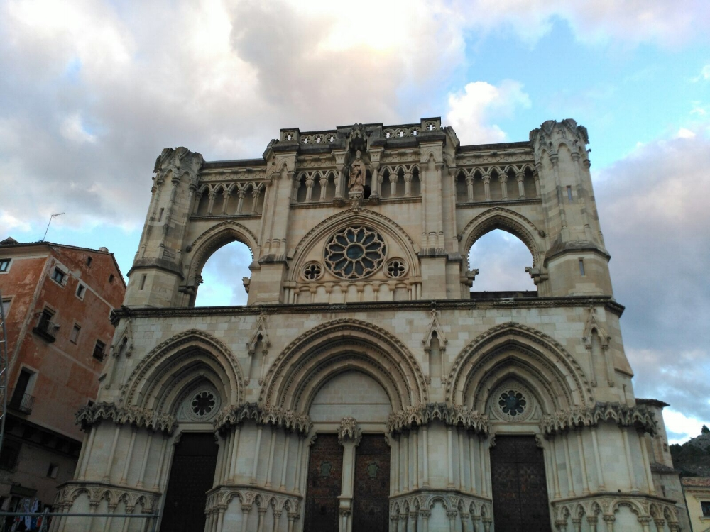 The Cathedral of Cuenca.