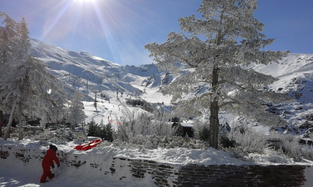 Sierra Nevada mountains, snoq