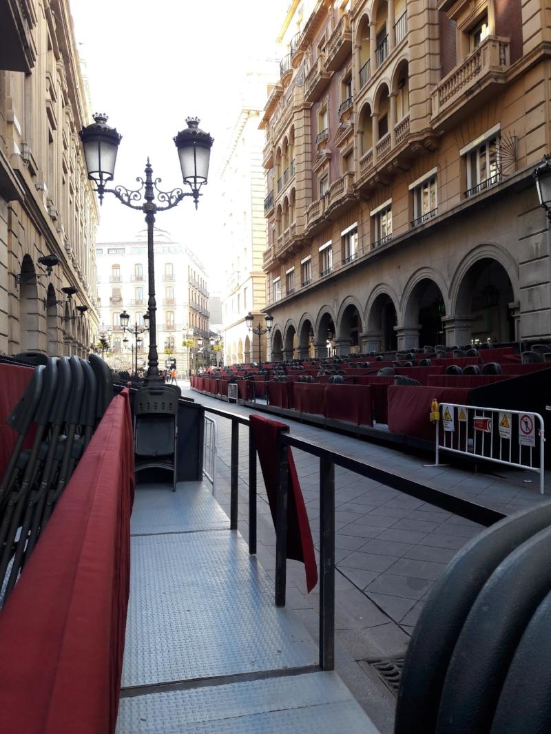 empty palcos