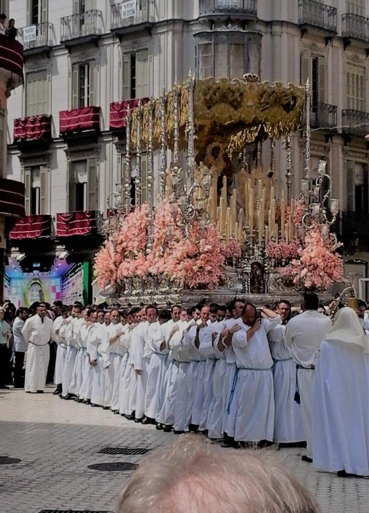 Easter Sunday paso