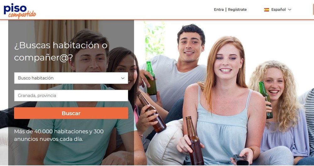 Pisocompartido is a great platform for finding a place with roommates.