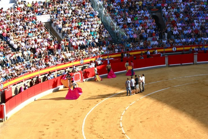 For those who support it, bullfighting is an art.