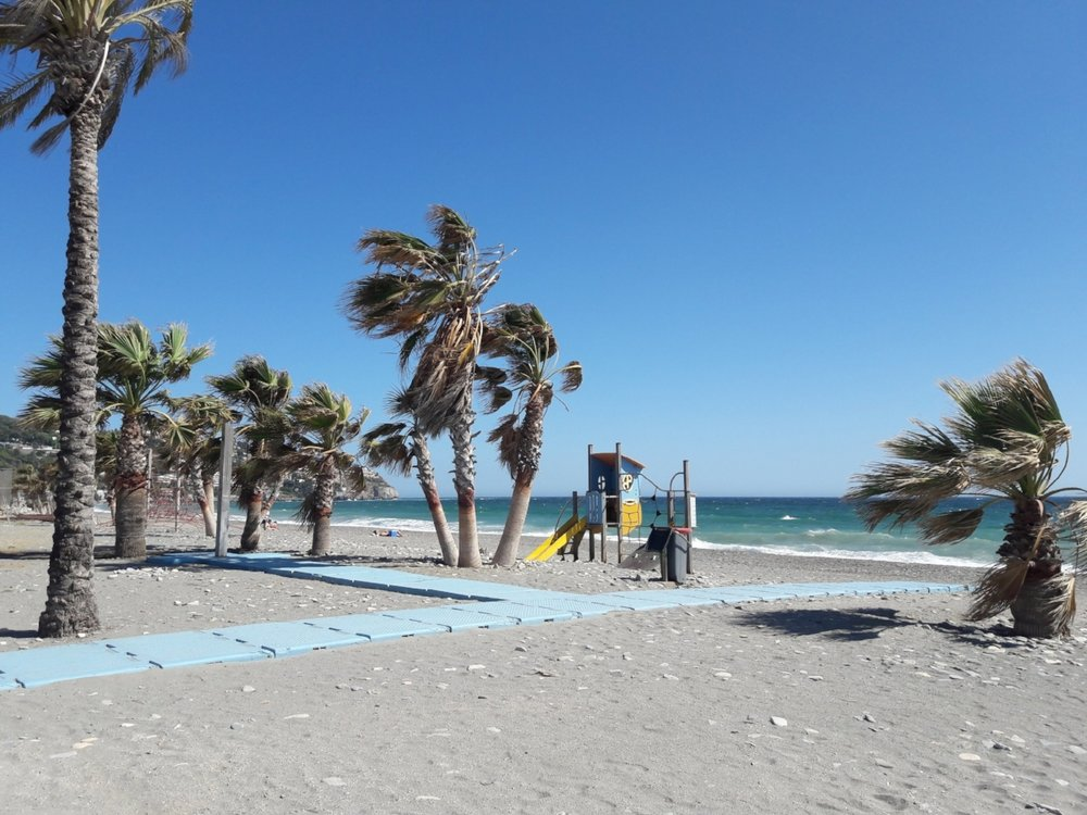 All the perks of a maintained beach, without the hustle and bustle of a city. (Picured: Herradura)