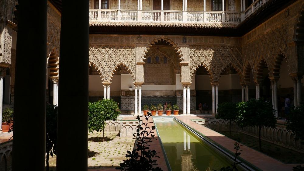 Real Alcázar, Sevilla.