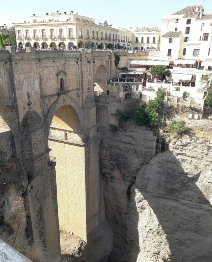 It sure would have been a pity to miss out on views like this one in Ronda―so glad I said yes!