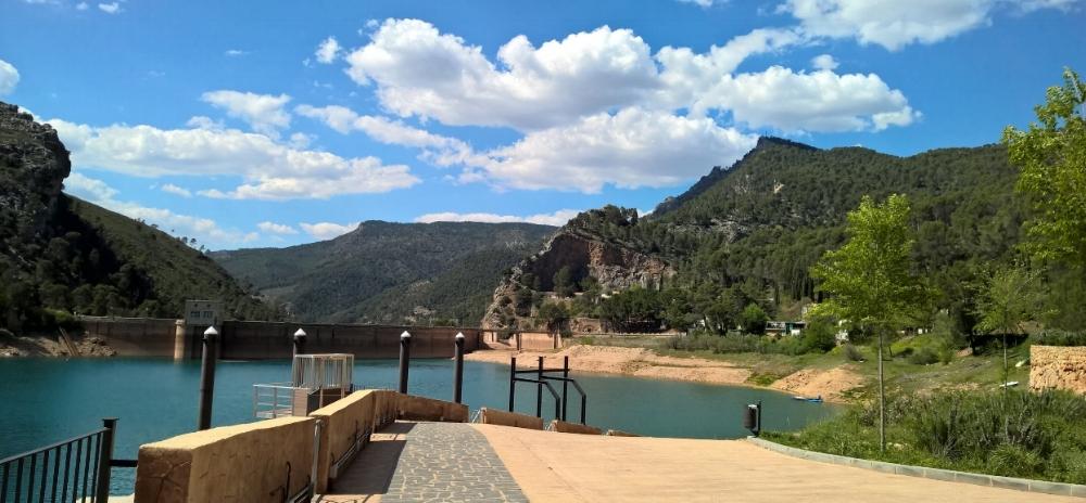 Pantano del Tranco reservoir