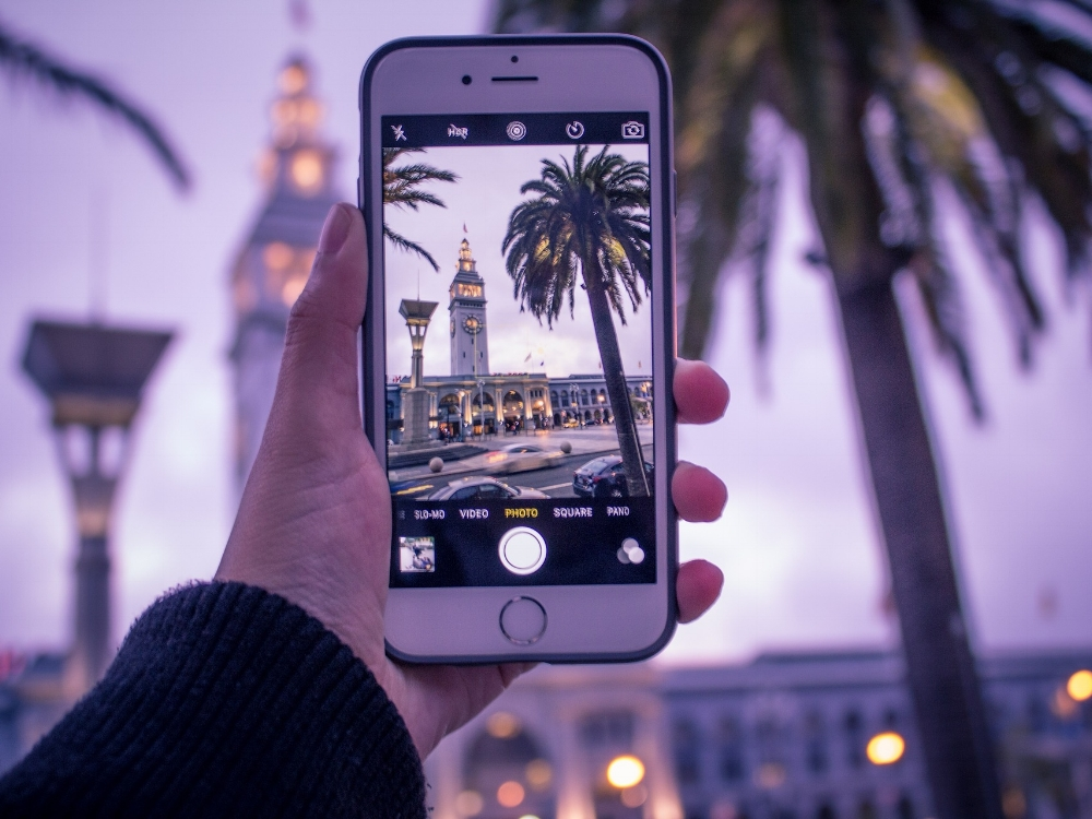 If your travelers is like most travelers in today's day and age, following their social media accounts will keep you up on all the adventures as they're happening.